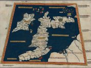 Ptolemy Map of Britain